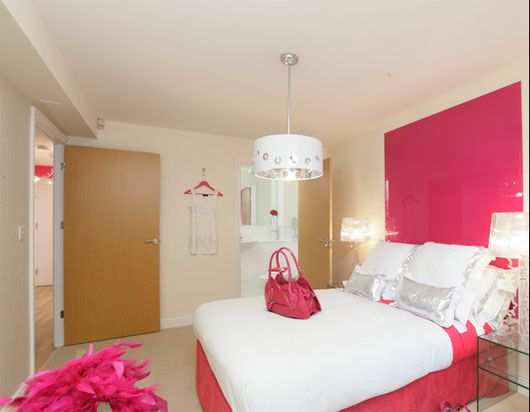 Pink And White Bed   Google Search Part 54