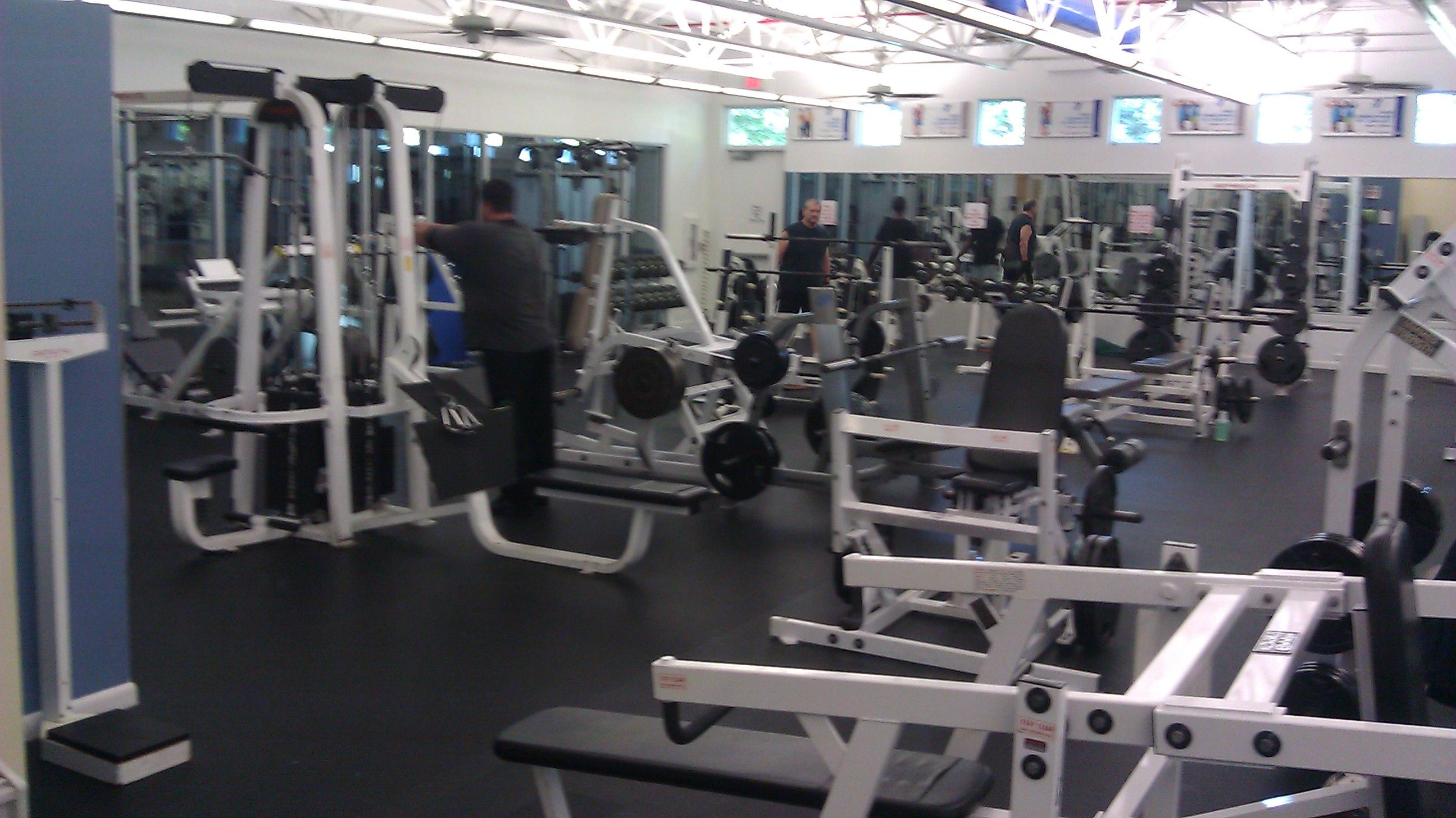 Pin by visit west volusia on sports facilities sports gym gym
