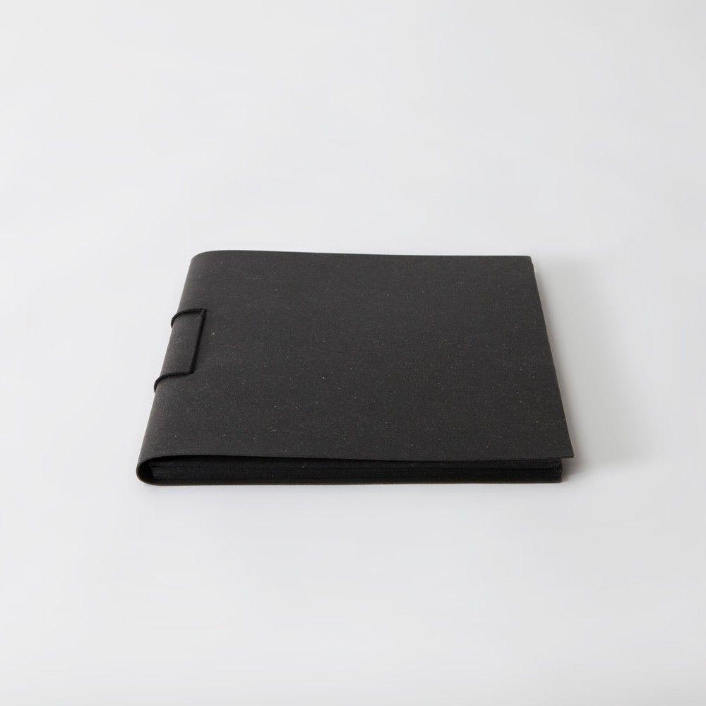 Recycled Leather Photo Album