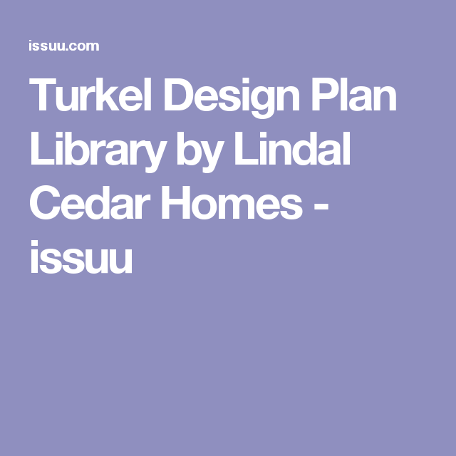 Turkel Design for Lindal Cedar Homes Plan Liry | House on linda l cedar homes, dwell prefab homes, turkel prefab homes,