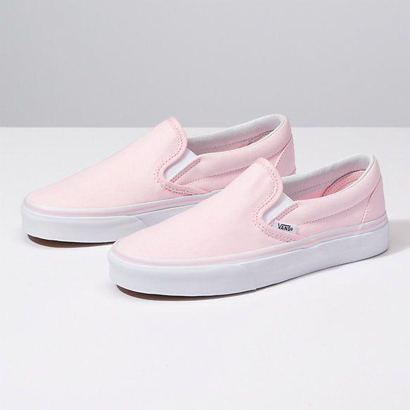 Slip On | Shop Classic Shoes | Pink vans, Trendy shoes, Shoes