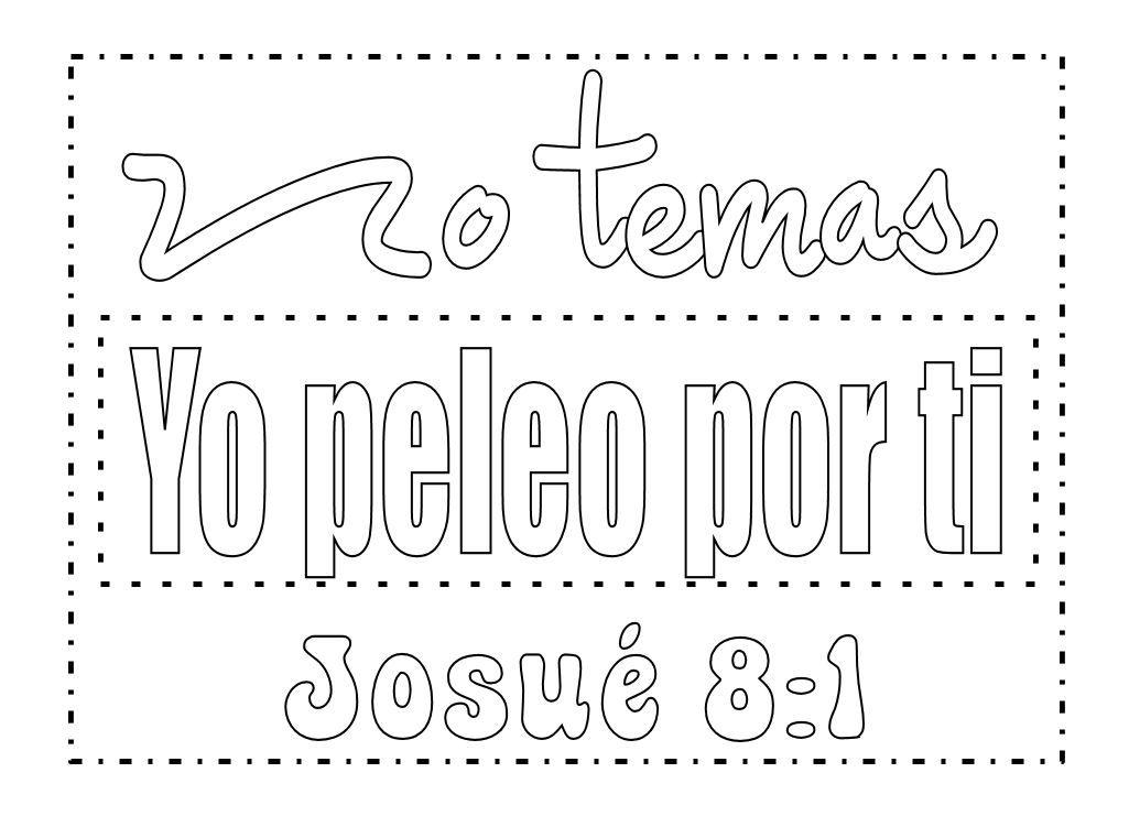 Versos Cristianos Para Colorear | www.imagenesmy.com