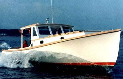 Jarvis Newman 32 | Lobster boat, Boat, Small boats