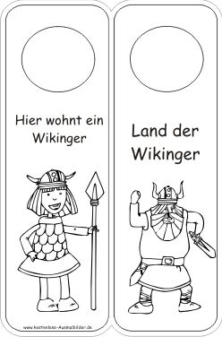 Wikinger Turschild Wikinger Drachen Party Und Wickie