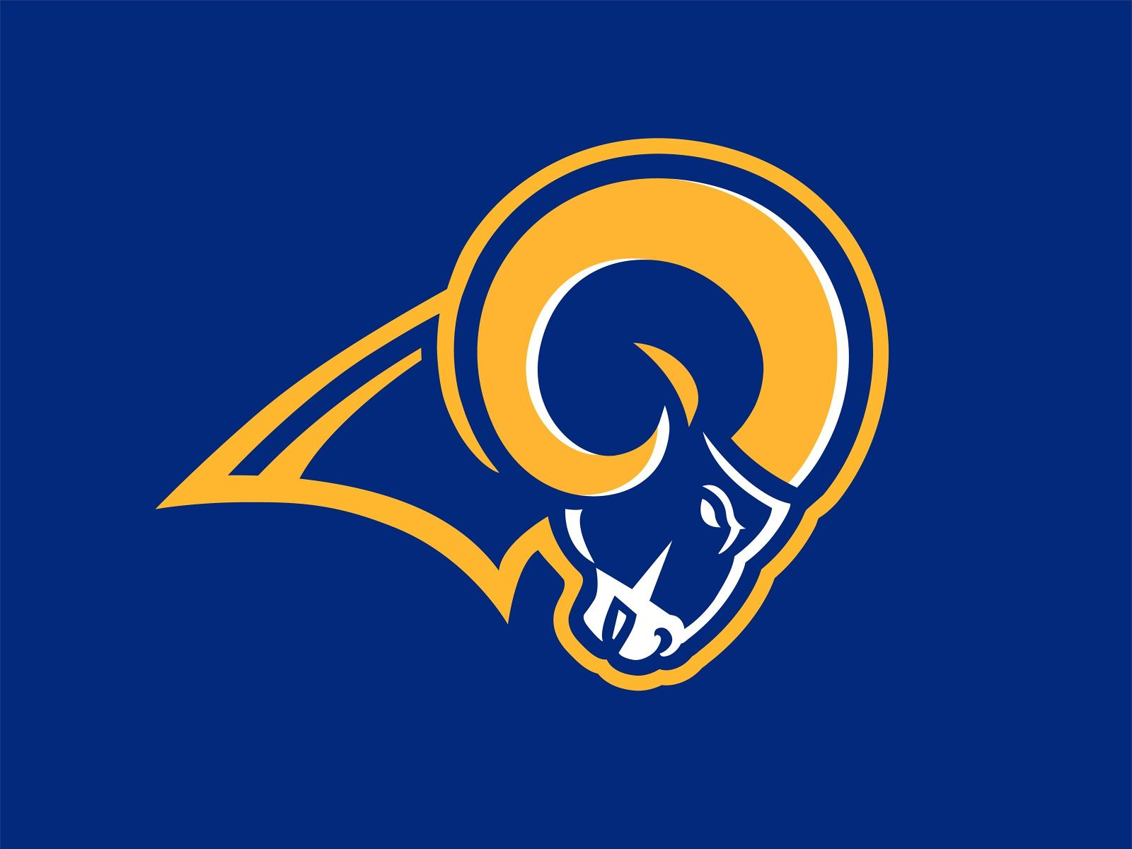 La Rams Rebrand Concept In 2020 Los Angeles Rams La Rams Los Angeles