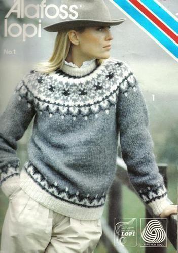 Ravelry: Ístex Álafoss Lopi No. 1 - patterns | knitting ...