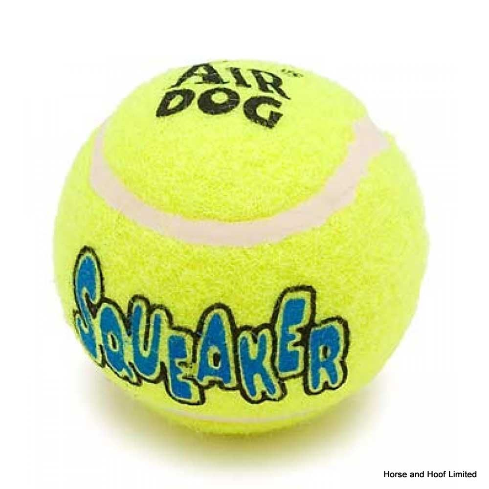 Kong Air Squeaker Tennis Ball Kong Dog Toys Dog Toys Toy Puppies