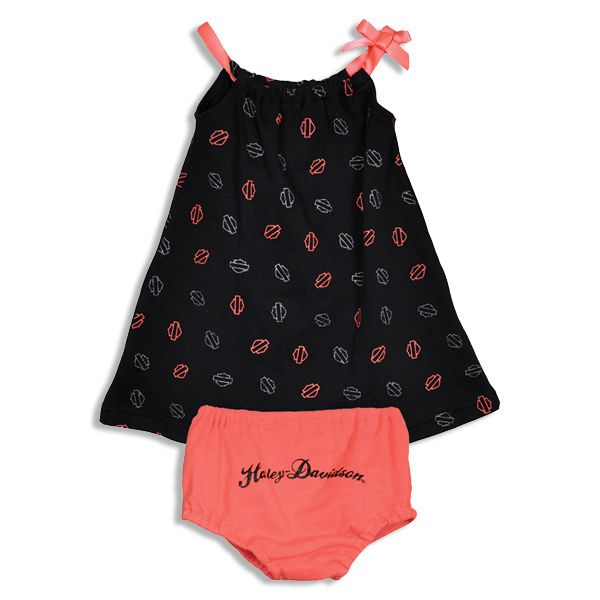 harley out fits | Harley-Davidson Clothing and Gear for Baby Girls