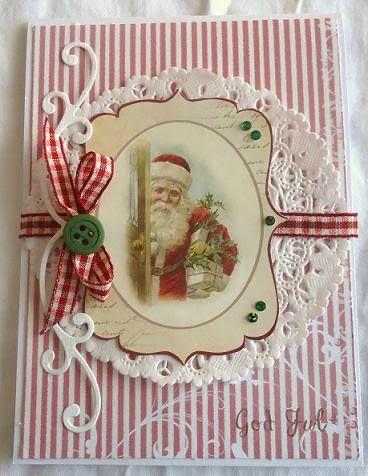 Kort og andet godt: Julekort igen igen ...