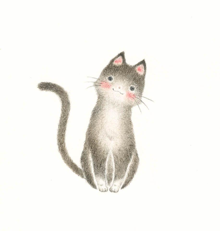 """cat's leto"""" −rili, picture book, illustration, design ___ """"猫の子"""