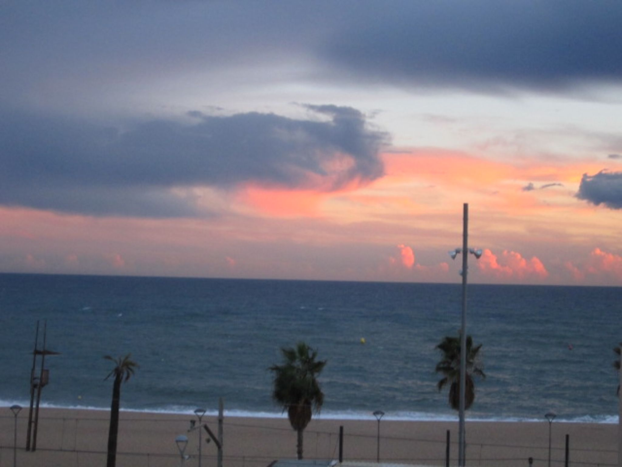 Barcelona Beach Excellent Location Canet De Mar Spain
