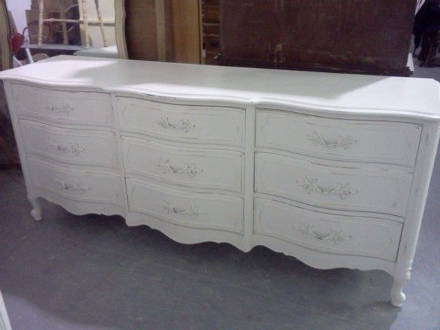 Painted Dressers For Sale Painted Furniture Vintage Painted French Provincial Dresser Mir Shabby Chic Dresser Shabby Chic Furniture Painting Shabby Chic