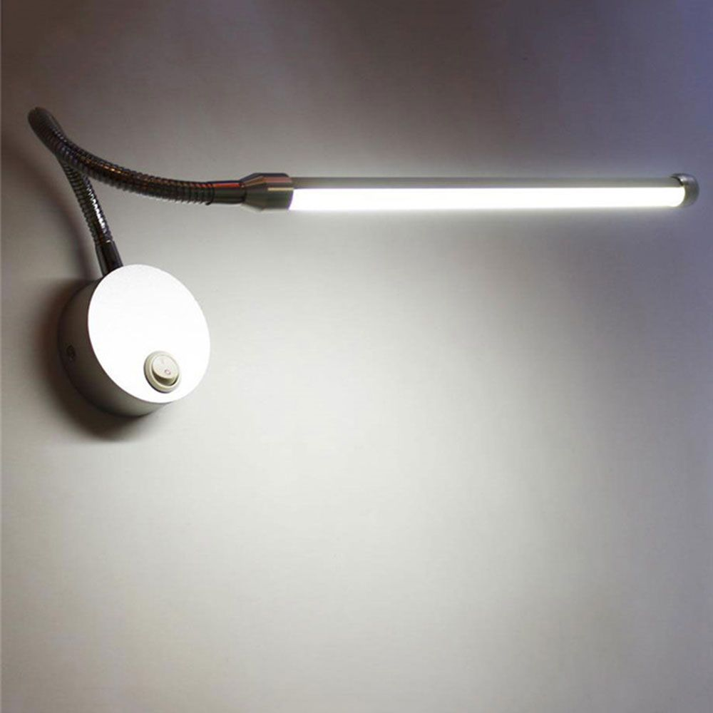Wall Fixtures 5w Led Picture Light Wall Mount Lamp Reading Lighting On Off Button Living Room Home Garden Mbln Org
