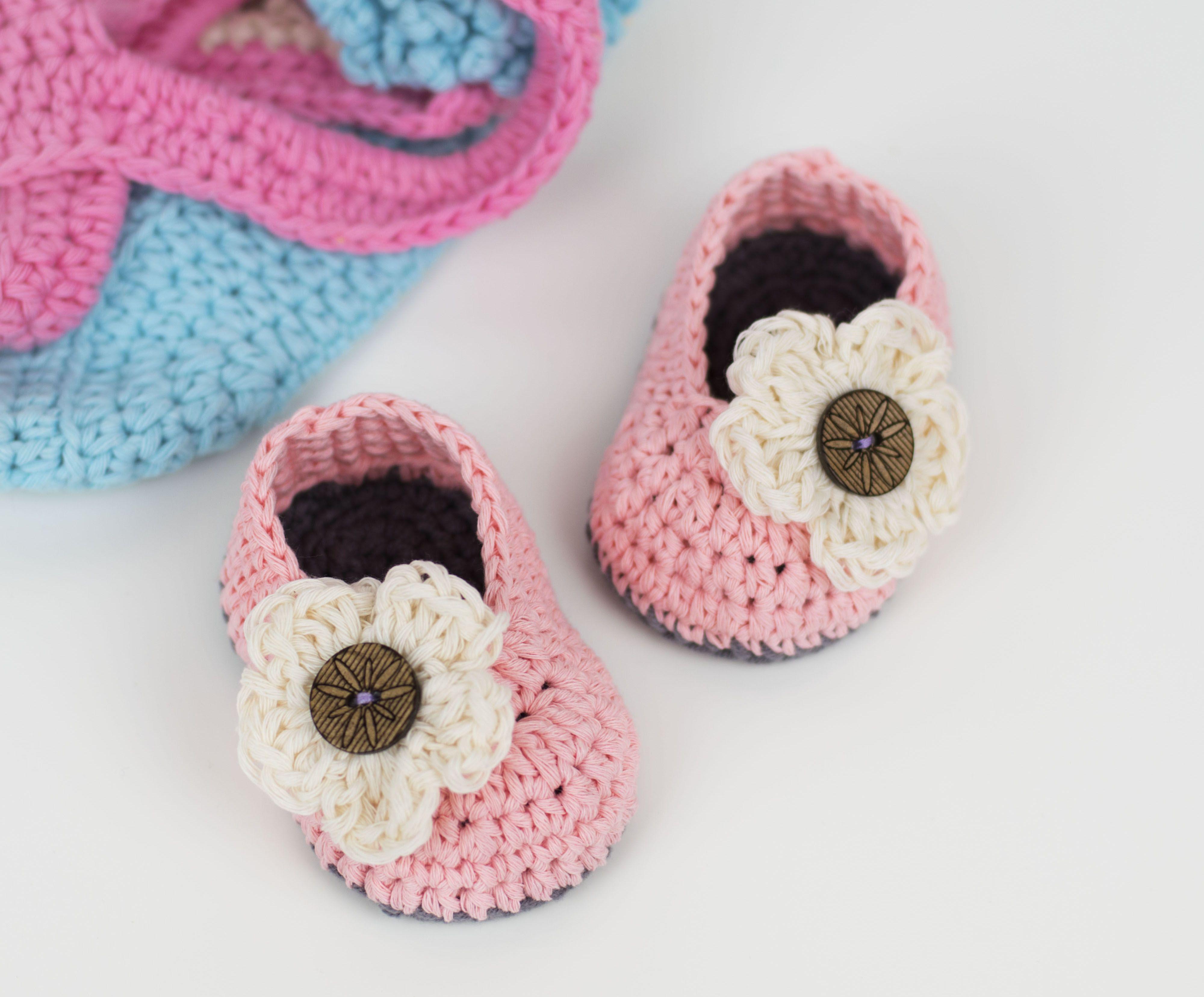 Lujo Mary Jane Zapatitos De Bebé Patrón De Crochet Gratis Friso ...