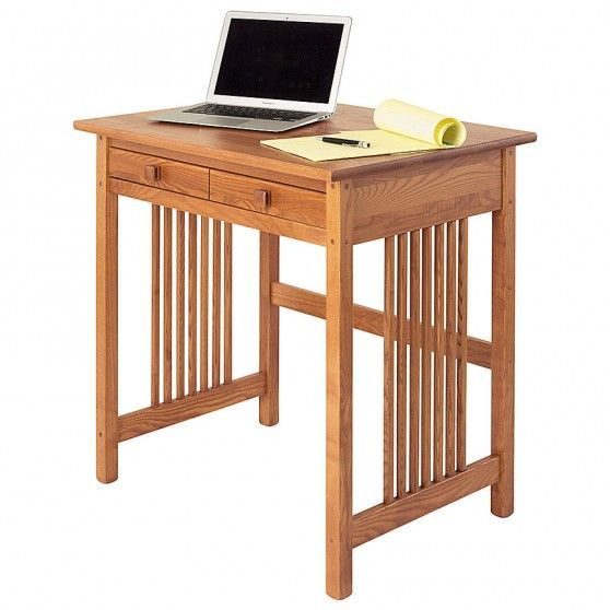 Compact Desk 30 Wx23 Dx30 H 350 Finish Golden