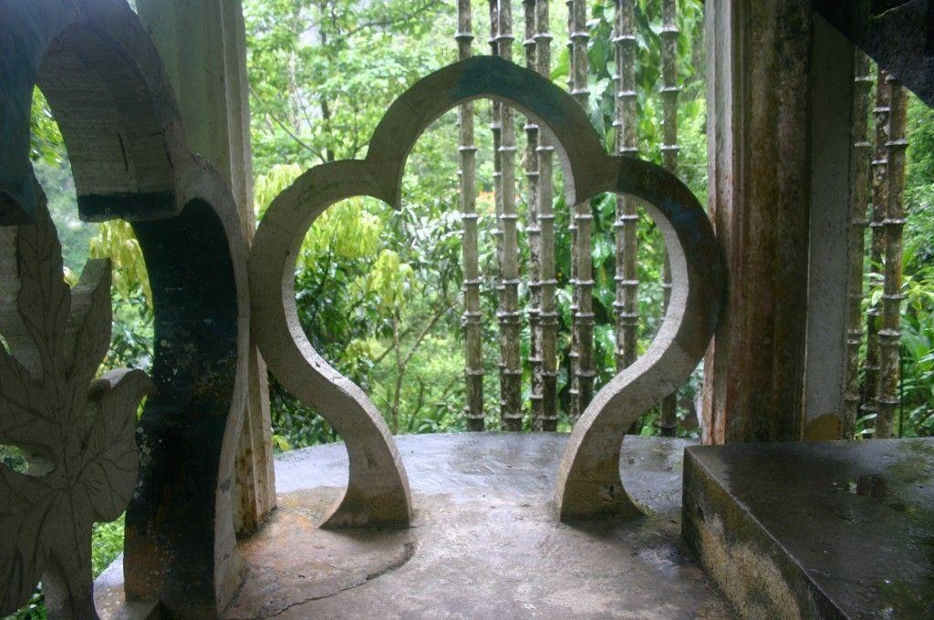 Jardin surrealista edward james xilitla san luis for Jardin xilitla