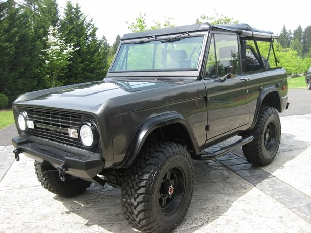 1970 Ford Bronco Simply Amazing I D Like It In A Baby Blue Color