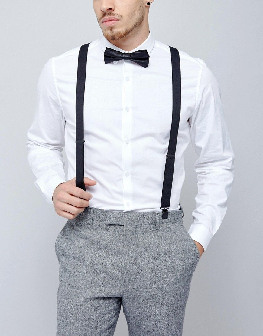 b4bba1a107a9 Get this Asos's tie now! Click for more details. Worldwide shipping. ASOS  WEDDING