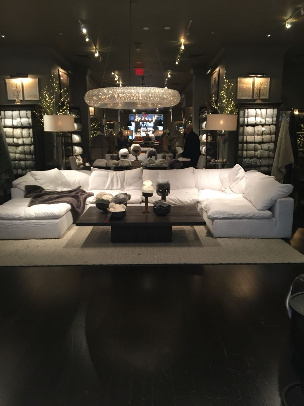 Restoration Hardware Cloud Couch A Piece Of Heaven