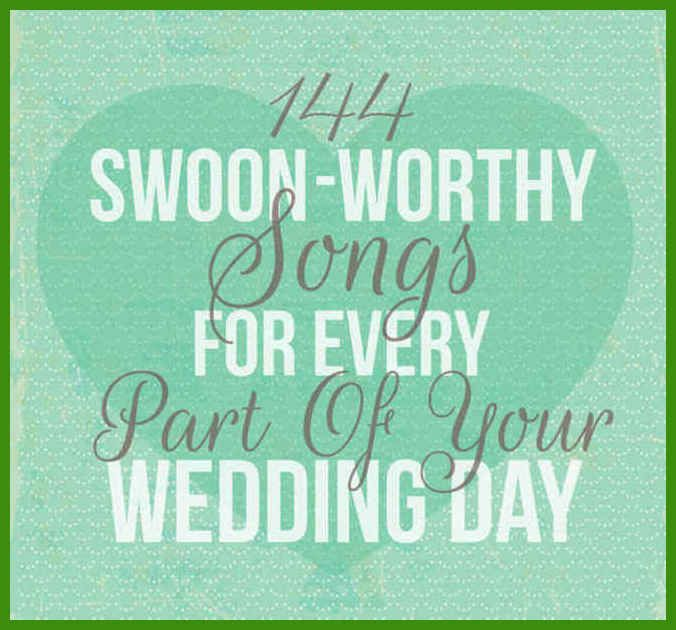 Wedding Song Playlist Ideas: How To Pick The Best Country Wedding Songs