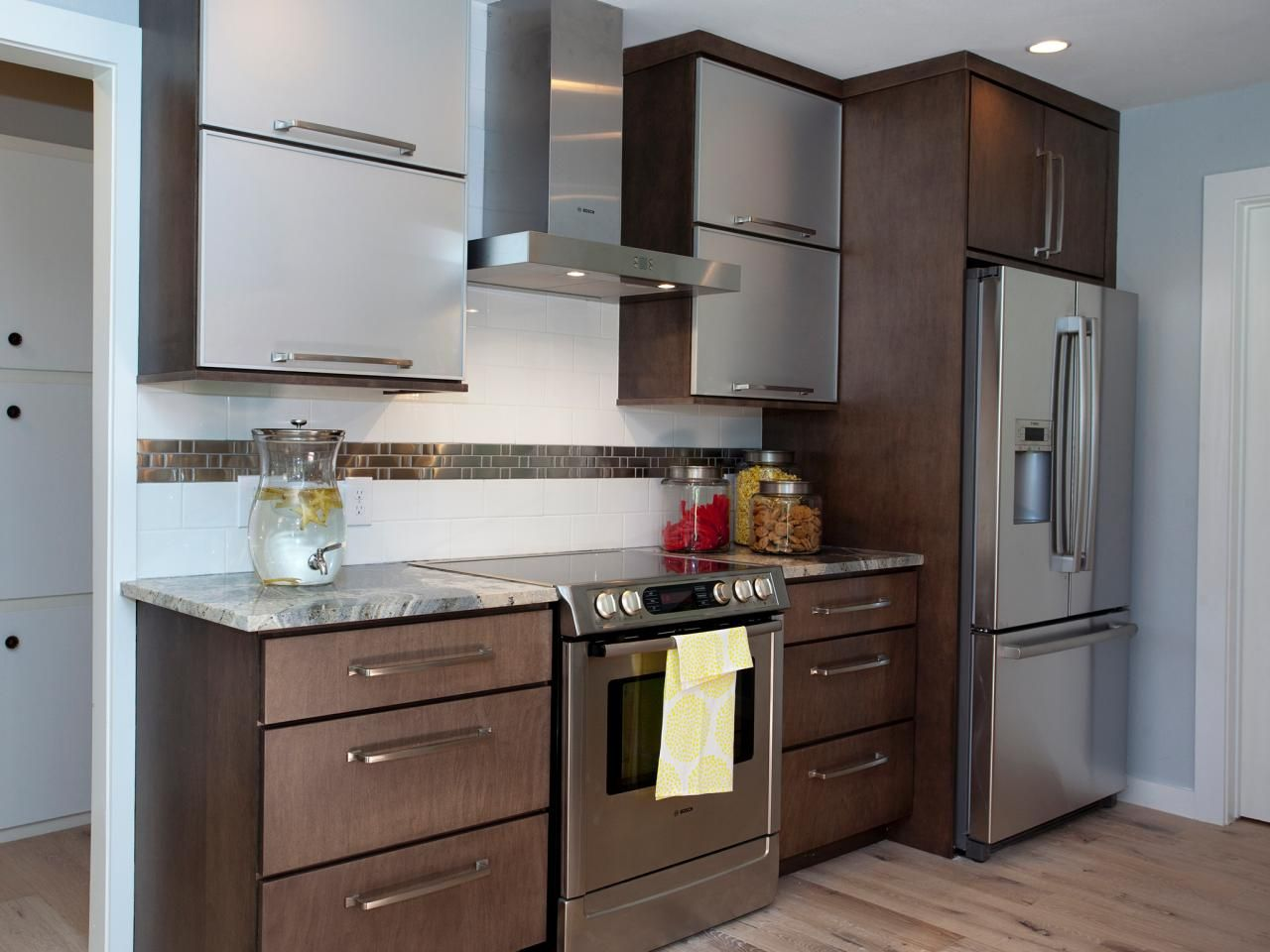 Small Kitchen Table Options Pictures Ideas From Hgtv Metal Kitchen Cabinets Outdoor Kitchen Cabinets Contemporary Kitchen