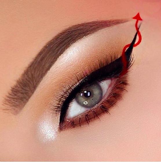 Maquillajes terroríficamente bonitos (y sencillos) para arrasar en Halloween