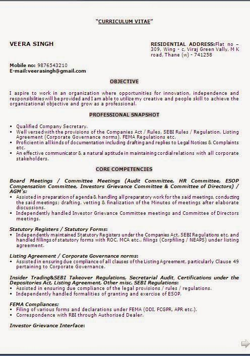 download resume templates word Sample Template Example ofExcellent - profile template word