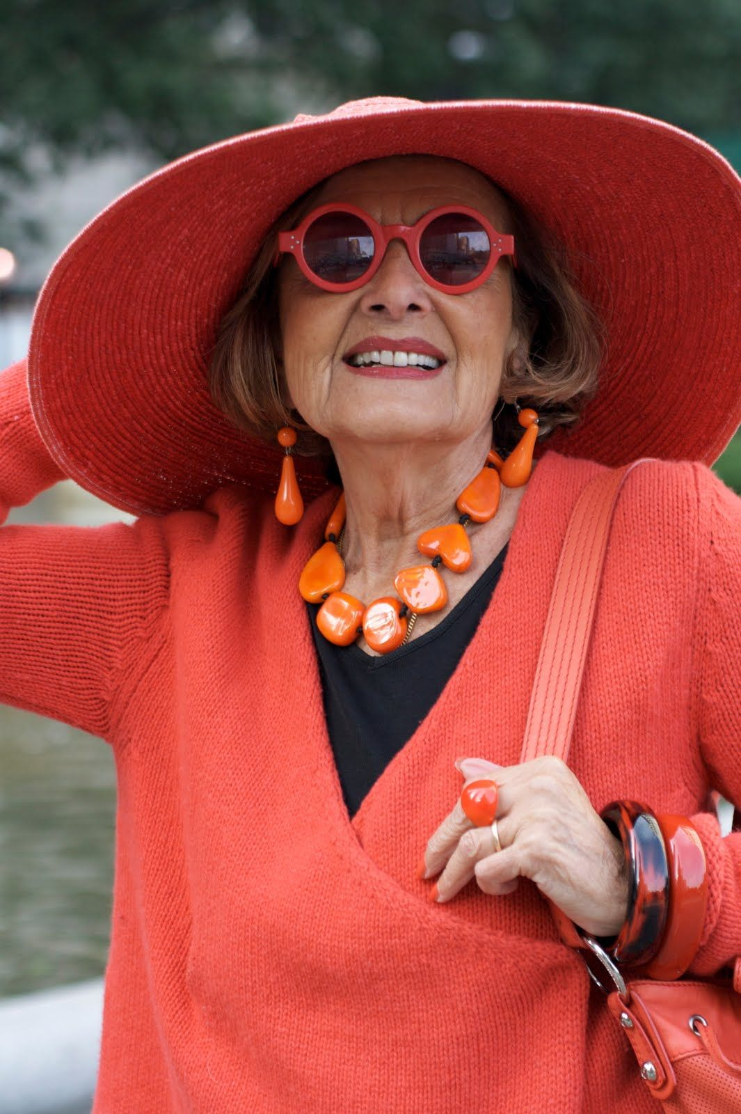 Advanced Style Is A Blog About The Stylish Older Women Of -2744