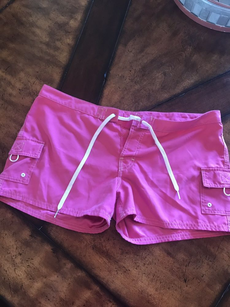 6aa63b2809 Womens Beach Rays Swim Shorts- Pink - Size 11 #fashion #clothing #shoes  #accessories #womensclothing #swimwear (ebay link)