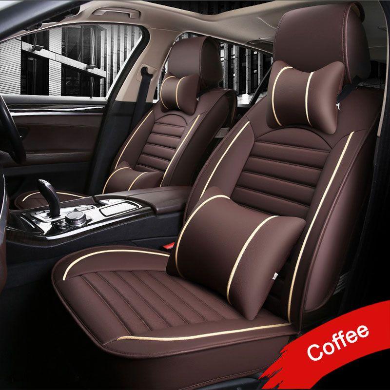 Car seat covers fit Kia Sorento full set black//silver