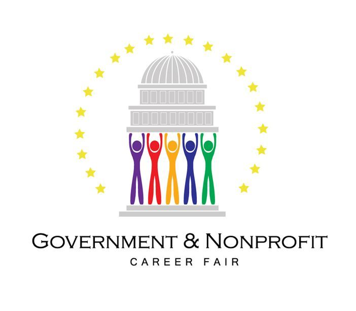 The Government and Nonprofit Career Fair has great internship and