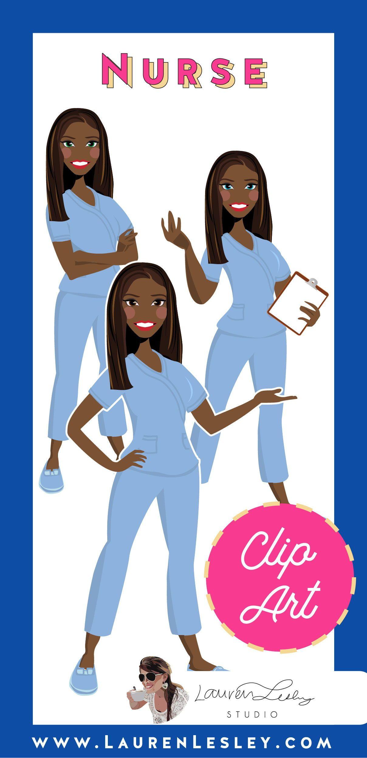 Nurse Clip Art Trisha Clip art, Nurse clip art