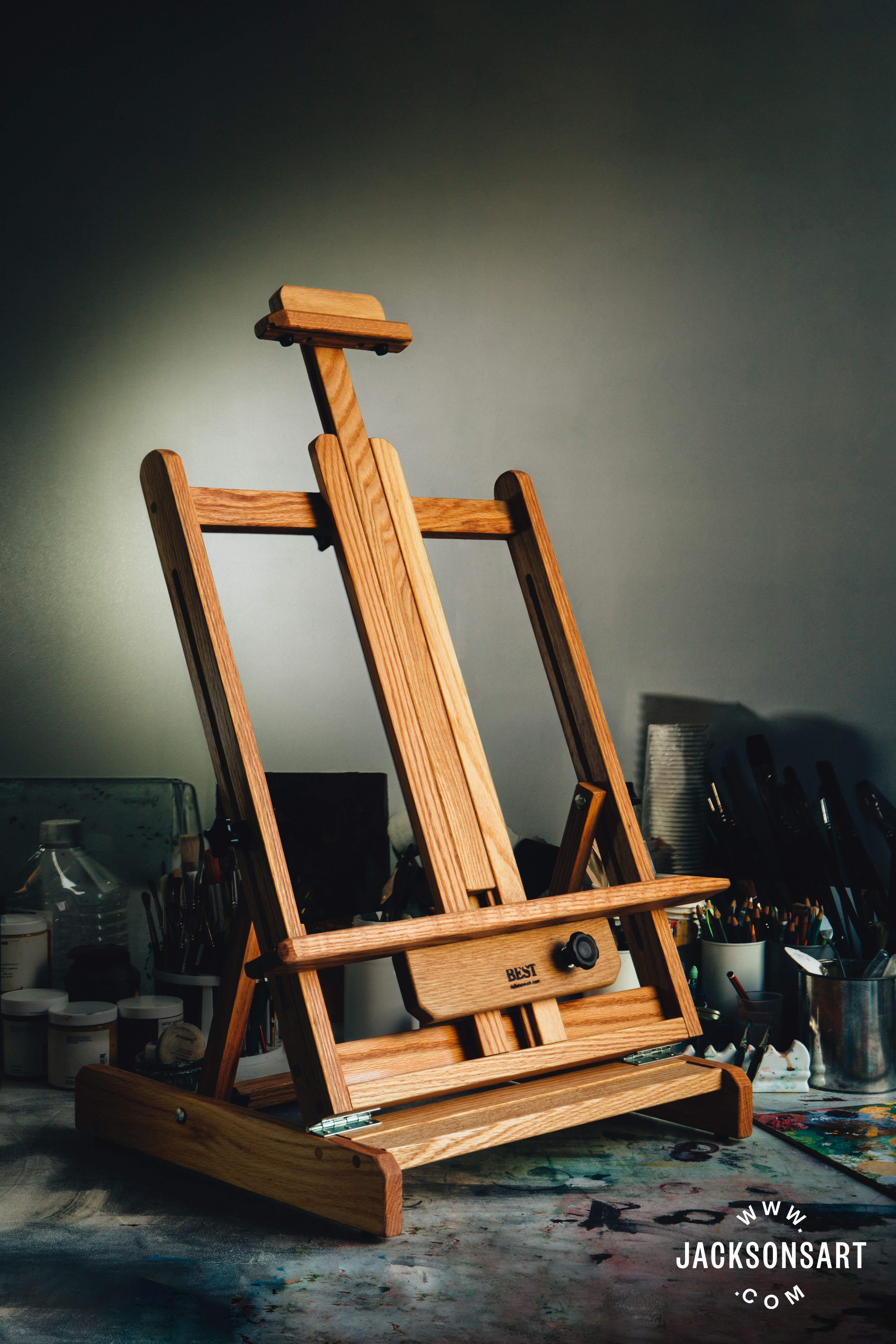 Richeson Deluxe Table Top Easel in 2020 Jackson's art
