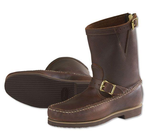 Gokey Kodiak Leather Pull-On Boots
