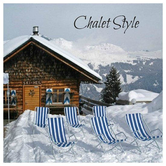 Get The Look: Chalet Style | Lighting & Interior Design Ideas Blog ...