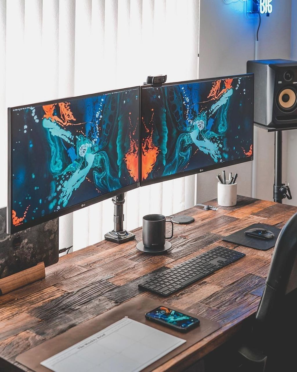 37 The Best Gaming Desk Decor Ideas With Computer Setup Gamingdesk 37 The Best Gaming Desk Decor Ideas Wit Home Office Setup Workspace Design Game Room Design