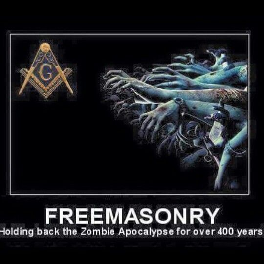 Freemasonry holding back the darkness through light