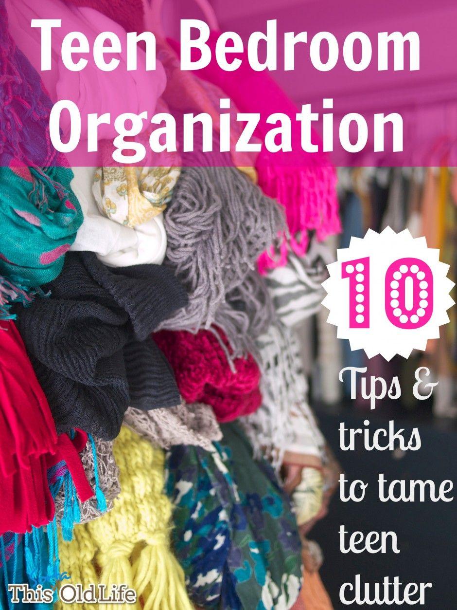 Teen bedroom organization tips jordan bedroom ideas - Teenage bedroom organization ideas ...