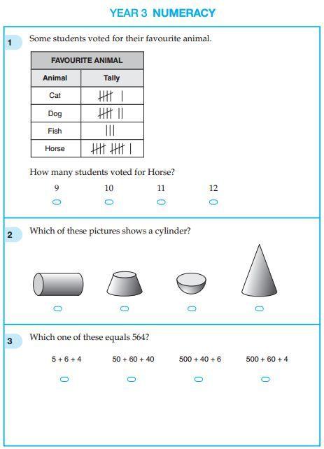 how to prepare for teacher numeracy test