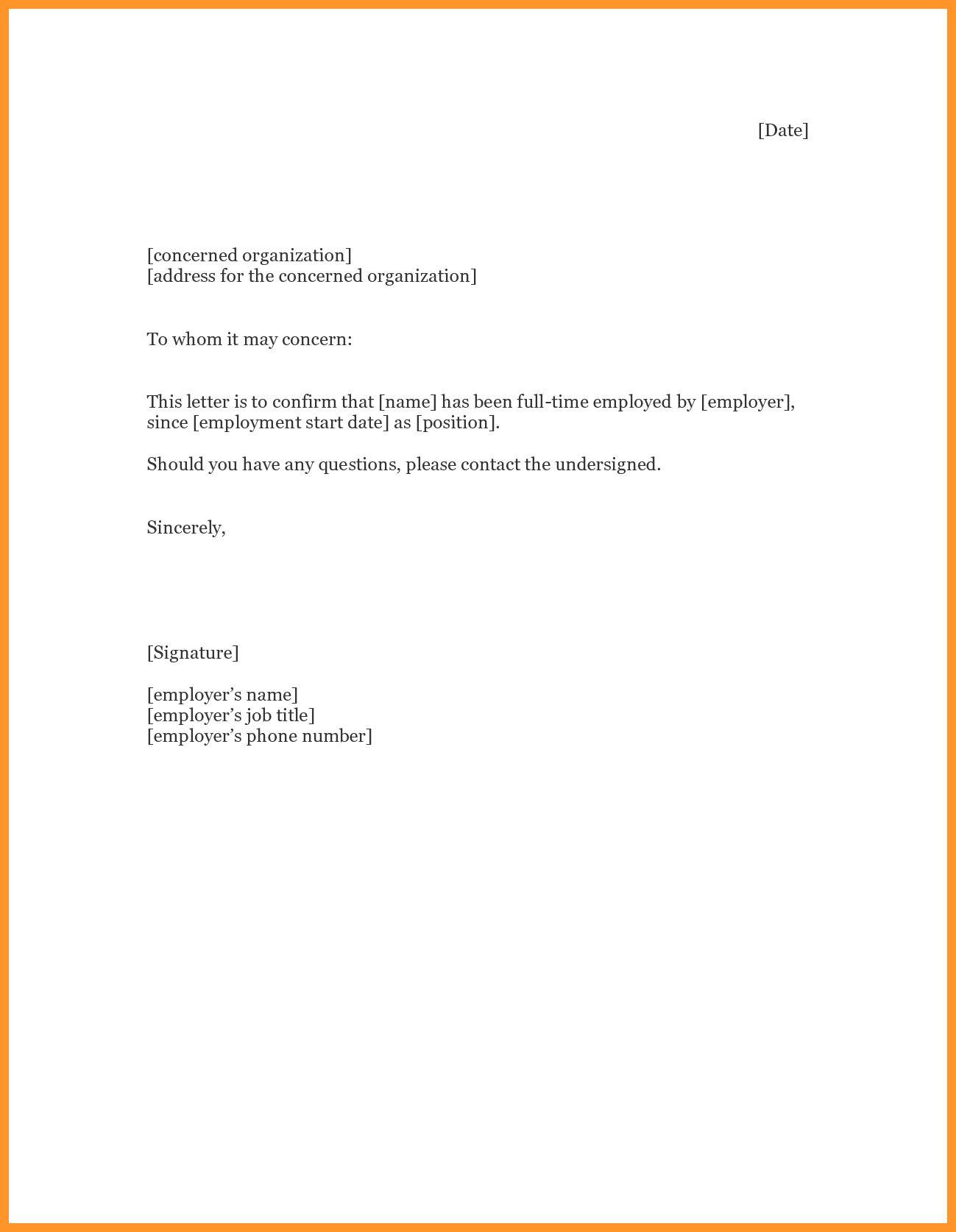 Unemployment Verification Letter Loginnelkriver Pertaining To Proof Of Unemployment Letter Template Lettering Letter Example Letter Templates