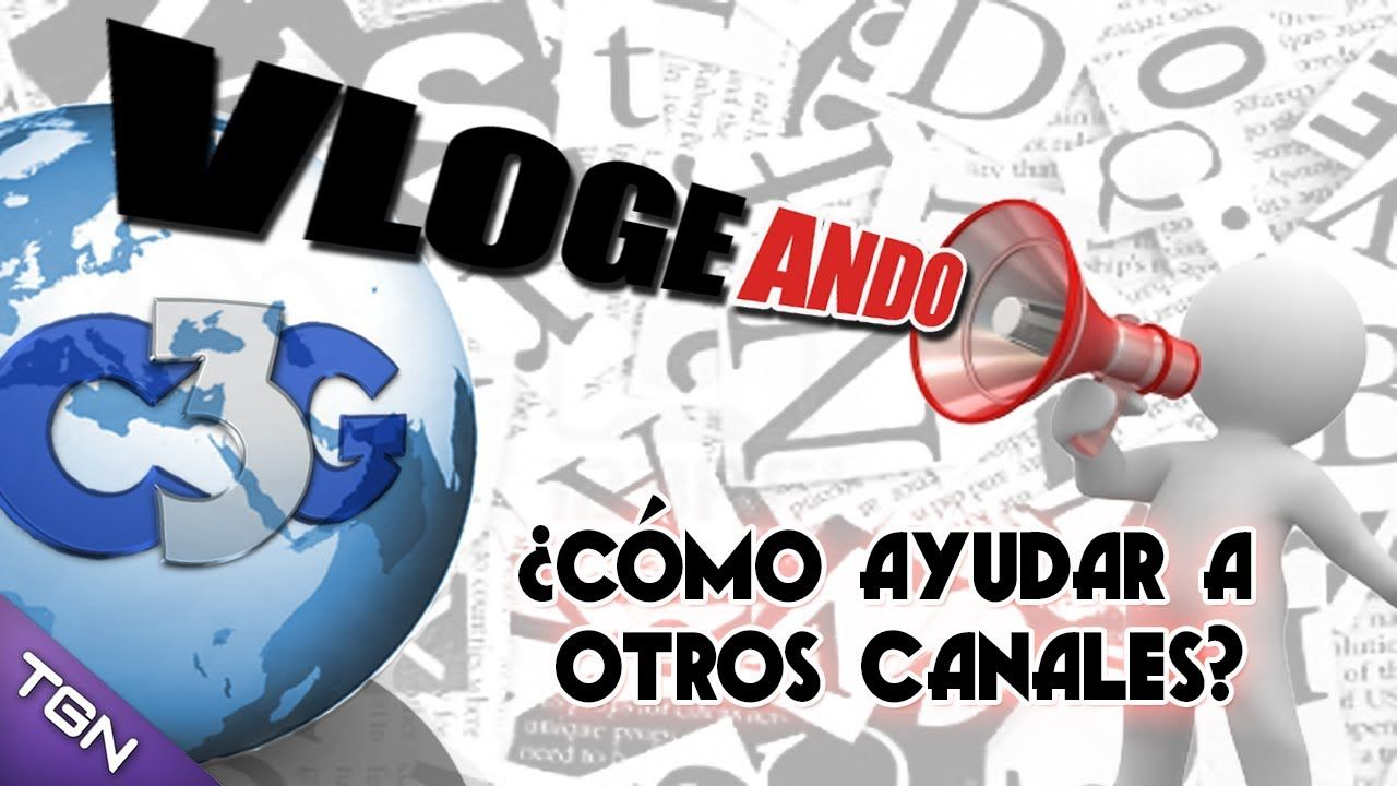 #Crecer #Youtube #promocion #canales #Crecerenyoutube #C3Gameplays #Videogames #Vlog