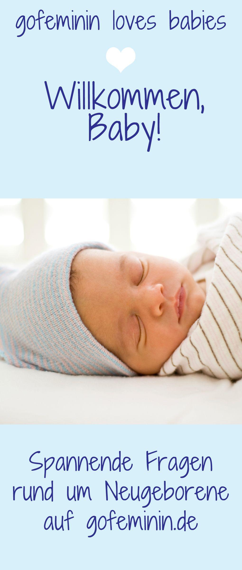 Neugeborene: Spannendes Wissen rund um Säuglinge ...