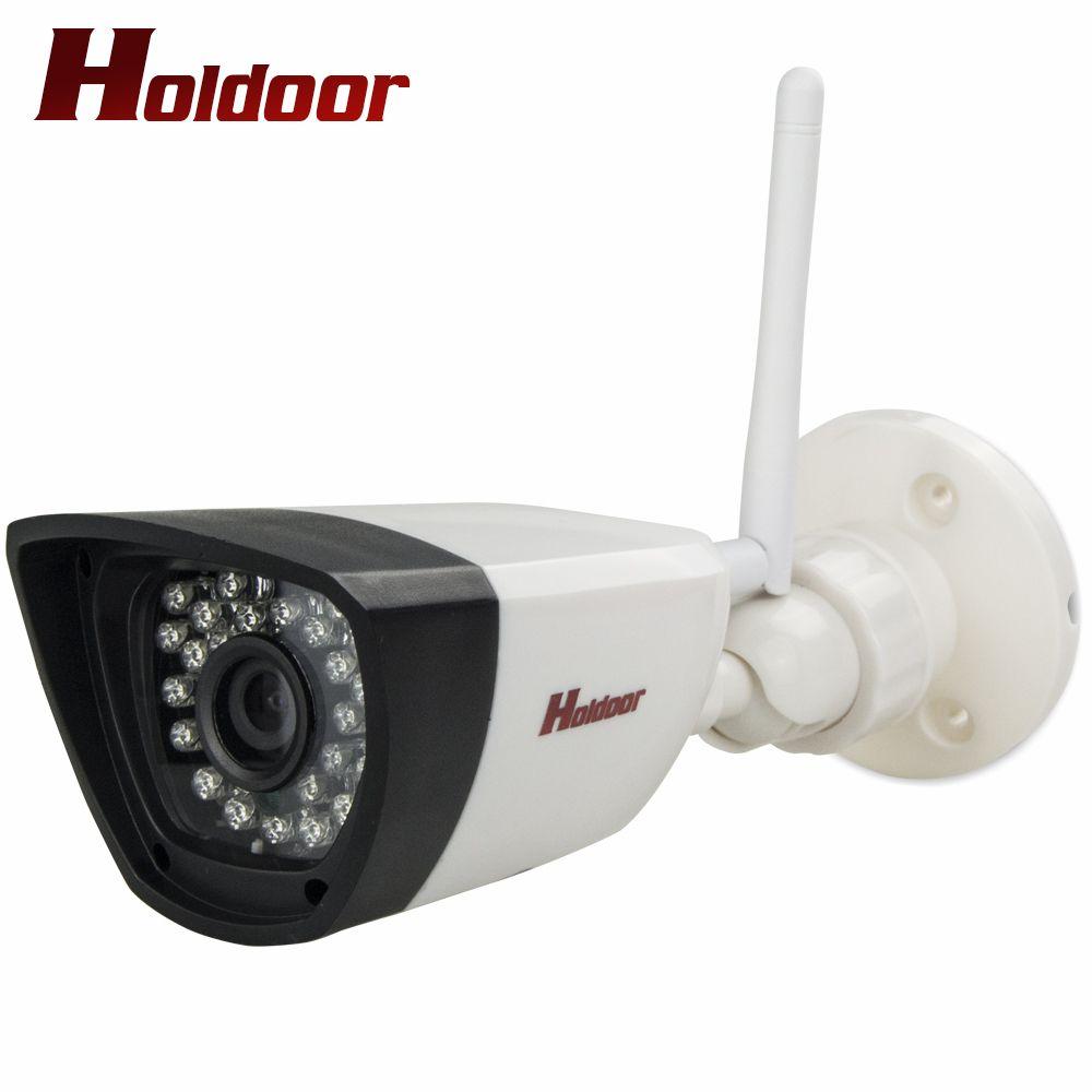 HJT 1080P CVI Camera Bullet CCTV Outdoor Security 36 IR Night Vision HD Analog
