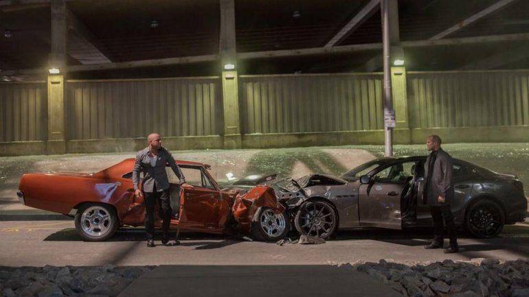 Vin Diesel confirmó con una imagen Rápido y Furioso 8