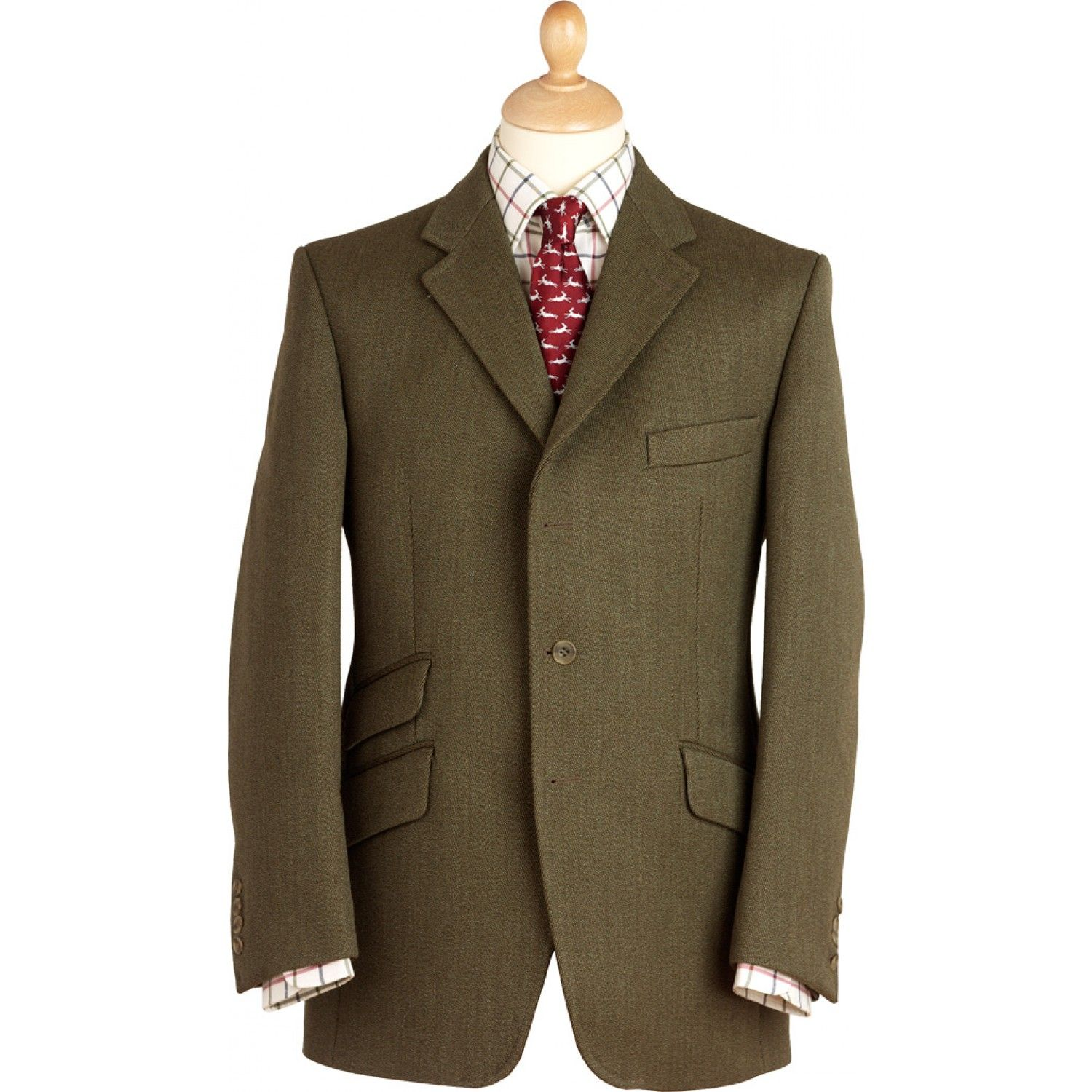 Tweed Jacket Photo Album - Get Your Fashion Style