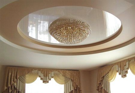 How To Choose Pvc Stretch Ceiling Systems 15 Ceilings Ceiling Design Living Room Ceiling Design Modern Ceiling Design