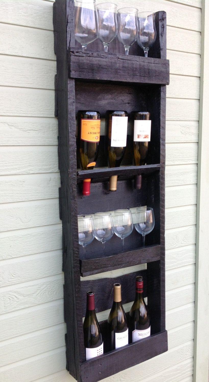 Vinoteca Licoreras Pinterest Vinoteca Estantes De Vino Y  # Muebles Licoreras Pared
