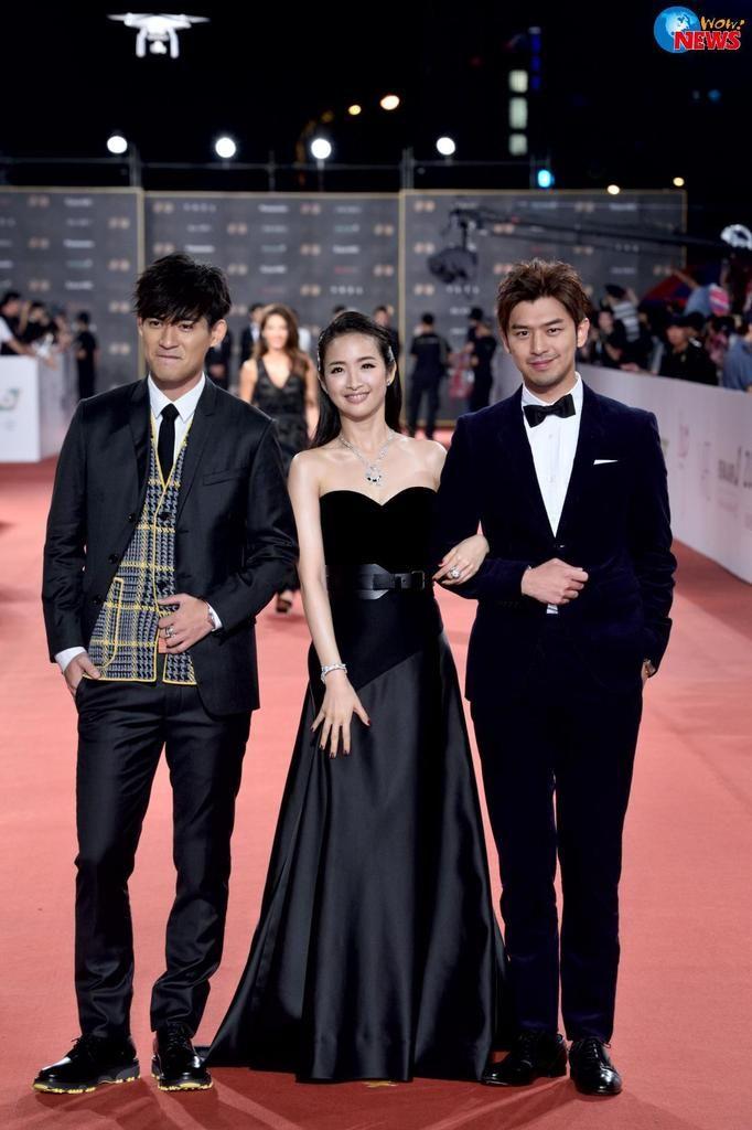 Taiwanu0027s 50th Golden Bell Awards, Vic Zhou, Ariel Lin, Bolin Chen - m bel finke k chen