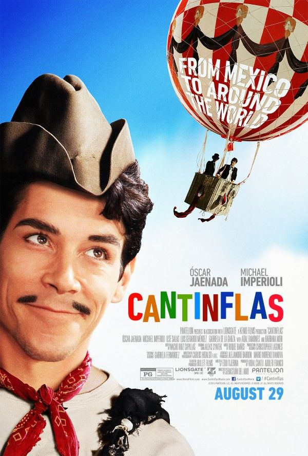 Cantinflas Movie Trailer Summer 2014 Cantinflas Filmes