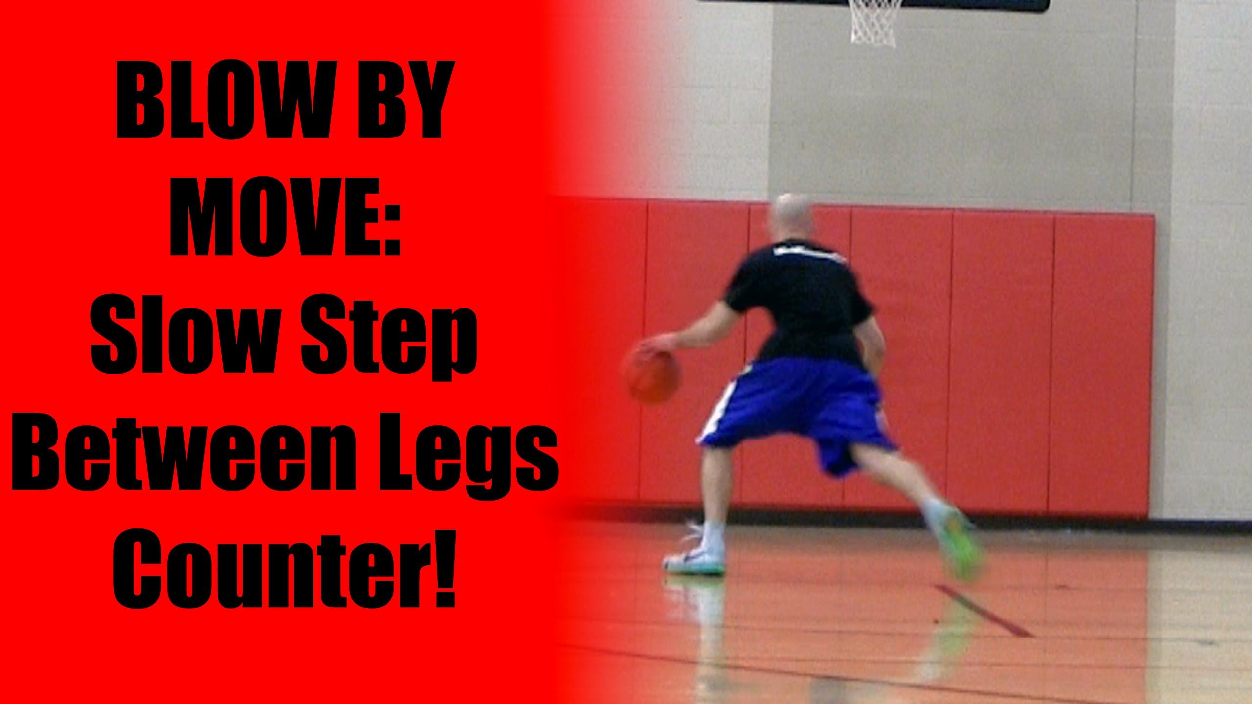 Basketball Moves: Slow Step Between The Legs Counter Moves | Best Crosso...  | Basketball, Basketball, Basketball | Pinterest | Basketball moves and ...